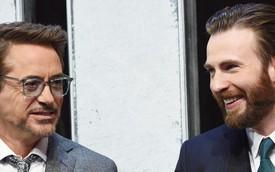 Robert Downey Jr. tặng Chris Evans một chiếc xe ô tô độ sau khi quay xong bộ phim bom tấn Avengers: Infinity Wars