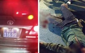 Tài xế lái xe biển xanh tông người đàn ông chạy xe ôm gục giữa đường rồi bỏ trốn đã ra công an trình diện