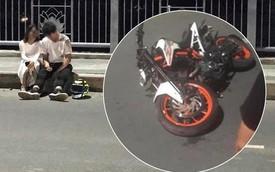 Lời khai của thanh niên 21 tuổi chạy mô tô phân khối lớn tông chết cụ già nhặt ve chai ở Sài Gòn