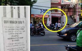 Gửi xe nhầm cửa hàng ở TP.HCM, bị thu 200 ngàn đồng: Phạt cửa hàng hơn 22 triệu đồng