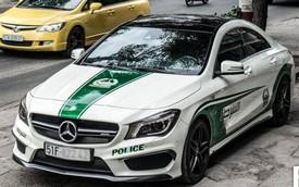 """Cục Đăng kiểm """"tuýt còi"""" trào lưu dán tem cảnh sát UAE"""
