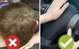 Những kỹ năng thoát hiểm khi bị nhốt trong ô tô mà mọi phụ huynh phải dạy con thật kỹ