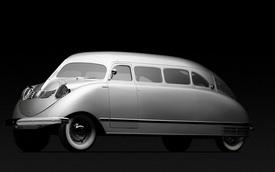 """Xe """"dị"""" được chế tạo trong thế chiến thứ II tái xuất hiện"""