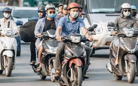 """Tất cả những gì chúng ta cần biết về ô nhiễm không khí tại Hà Nội và làm thế nào để """"sống sót"""""""