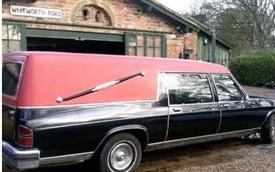 Phù phép xe tang cũ thành limousinesang chảnh, giá xe đắt gấp ba