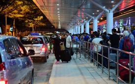 Miễn phí 10 - 15 phút cho phương tiện vào sân bay