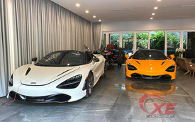 Choáng ngợp siêu xe đẳng cấp của trưởng đoàn Car & Passion