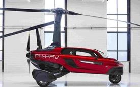 Hà Lan sản xuất hàng loạt ô tô bay PAL-V