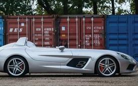 Đi được hơn 500km, siêu xe Mercedes-Benz vẫn rao bán 2,55 triệu USD