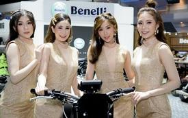 Ngắm dàn mỹ nhân xinh đẹp tại Thailand International Motor Expo 2019