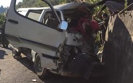 Xe chở đoàn từ cán bộ khuyết tật đâm vào vách núi: Mang biển giả, hết niên hạn sử dụng gần 3 năm