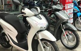 Tăng hơn 20 triệu, Honda SH 2020 lép vế SH 2019 vì thiết kế xấu