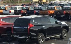 Cận tết, ô tô nhập khẩu bất ngờ giảm mạnh