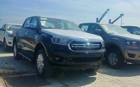 Ford Ranger Limited 2020 về Việt Nam với giá 799 triệu, bản Wildtrak vừa mở bán đã giảm hơn 60 triệu đồng