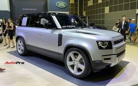 Cận cảnh Land Rover Defender 2020 giá hơn 5 tỷ đồng sắp về Việt Nam