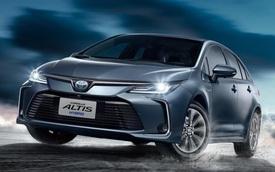 Xa rồi hình ảnh thùng tôn, Toyota Corolla Altis 2020 sắp về Việt Nam nhận điểm an toàn tối đa