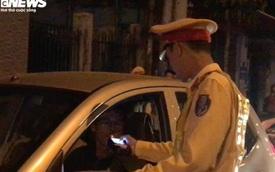 Tài xế say xỉn cố dùng 'chiêu' để qua mặt CSGT Gia Lai