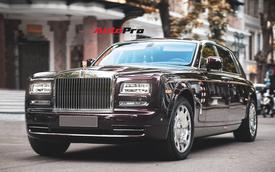 Đây là 5 mẫu xe Anh quốc đắt nhất lăn bánh tại Việt Nam, thương hiệu Rolls-Royce chiếm áp đảo