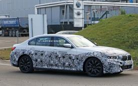 """BMW 3-Series chạy hoàn toàn bằng điện: Không ống xả, lưới tản nhiệt """"fake"""""""