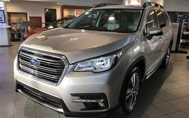 Subaru Ascent 2020 rục rịch về Việt Nam đấu Ford Explorer và Hyundai Palisade, giá khó dưới 2 tỷ đồng