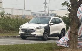 Bắt gặp Ford Escape 2020 chạy thử trong khuôn viên nhà máy Hải Dương - Ngày mở bán không còn xa