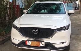 Mazda CX-5 2018 rao bán giá 400 triệu cùng lời trần tình thật thà của người quảng cáo: 'Xe từng tham gia giải đua bơi lội'