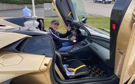 Chủ nhân chiếc Lamborghini Aventador SVJ Roadster của Gia Lai Team là ai?
