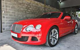 """Bentley 'già' chào mua hơn 8 tỷ đồng kèm quảng cáo: """"Xe này đỗ nhiều hơn đi"""""""