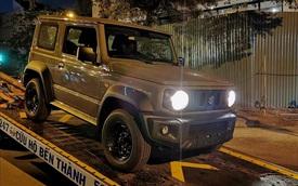 Suzuki Jimny đầu tiên về Việt Nam - 'Tiểu G-Class' từng gây tranh cãi với giá hơn 1,1 tỷ đồng tại Thái Lan
