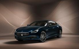 "Maserati tung series ""hoàng gia"" cho Quattroporte, Levante và Ghibli"