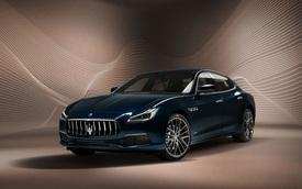 Xe sang lười lên đời nhất là đây: Maserati Quattroporte 8 năm tuổi nhưng vẫn chỉ được facelift