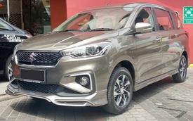 Hụt hơi trước Mitsubishi Xpander, Suzuki Ertiga 2020 về Việt Nam với nhiều trang bị mới, giá từ 499 triệu đồng
