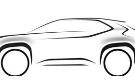 Toyota xác nhận chuẩn bị ra mắt SUV cỡ nhỏ cạnh tranh với Hyundai Kona, Ford EcoSport