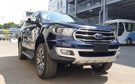 Ford Everest 2020 về Việt Nam: Thêm trang bị, ưu đãi gần trăm triệu, quyết đuổi doanh số Toyota Fortuner