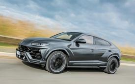 Sướng như bán siêu SUV: Doanh số Urus bằng tất cả dòng xe Lamborghini khác gộp lại, mỗi ngày bán ra 13 chiếc