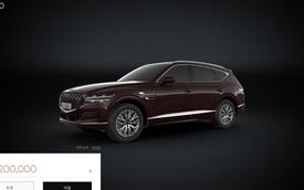 Bóc tách những tuỳ chọn của Genesis GV80 đấu BMW X5, Mercedes-Benz GLE