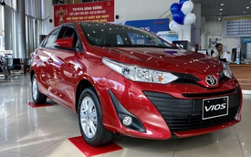 Sắp ra bản mới, Toyota Vios mất cả 2 ngôi vương tại Việt Nam
