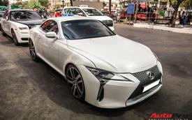 Nhờ một thay đổi nhỏ, Lexus mui trần hết thời 'biến hình' thành LC500 cực bắt mắt