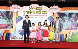 Trẻ em Việt Nam đua tài phát kiến cải thiện môi trường sống và giao thông tương lai