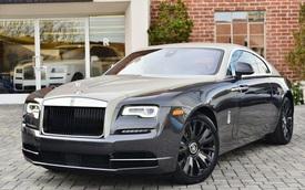 Rolls-Royce Wraith phiên bản tiểu sử đặc biệt chào hàng đại gia Việt với mức giá 'rẻ' sốc 16 tỷ đồng