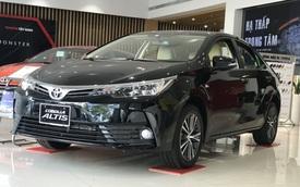 Toyota Corolla Altis và 3 kịch bản lớn tại Việt Nam trước sự vượt mặt của Mazda3 và Kia Cerato