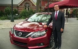 Trốn chui trốn nhủi tị nạn, cựu CEO tai tiếng mạnh miệng tuyên bố Nissan sẽ phá sản trong tương lai gần