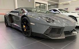 Lamborghini Aventador đắt đỏ liên tục về nước phục vụ đại gia năm 2019