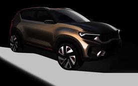 Kia 'nhá hàng' thêm SUV mới - dự kiến đấu Ford EcoSport và Honda HR-V