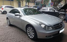 Hết thời, xe 'dân chơi' Mercedes-Benz CLS 300 bán lại rẻ hơn cả Toyota Altis 2019