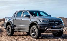 Ford đang âm thầm phát triển Ranger Raptor V8 mạnh gấp đôi bản thường