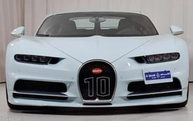 Bugatti Chiron chạy 600km nhưng được 'mông má' kỳ công, rao bán gấp rưỡi, lên tới 3,95 triệu USD
