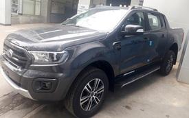 Ford Ranger Wildtrak 2020 đầu tiên về Việt Nam, phiên bản cũ giảm giá tới 80 triệu đồng