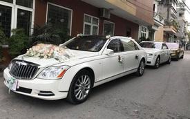 Xe sang và siêu sang hàng hiếm biển đẹp giá chục tỷ quy tụ tại đám cưới đình đám Quảng Ninh