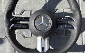 Mercedes-Benz S-Class thế hệ mới lộ vô-lăng, nhiều đường nét giống... Mazda3 2019